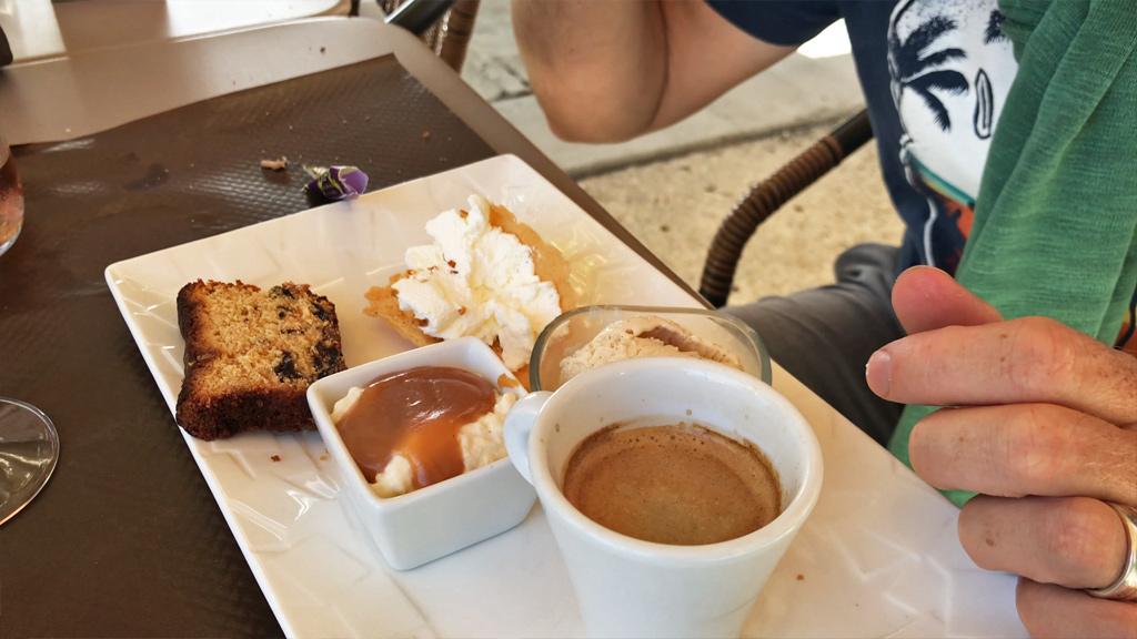 Café gourmand qui porte bien son nom