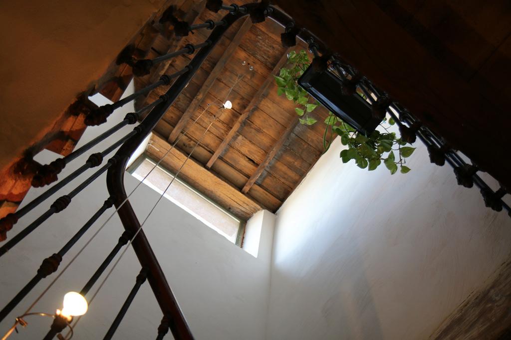 Le superbe escalier