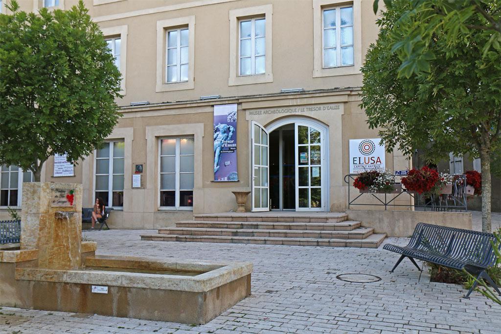 Musée archéologique du trésors