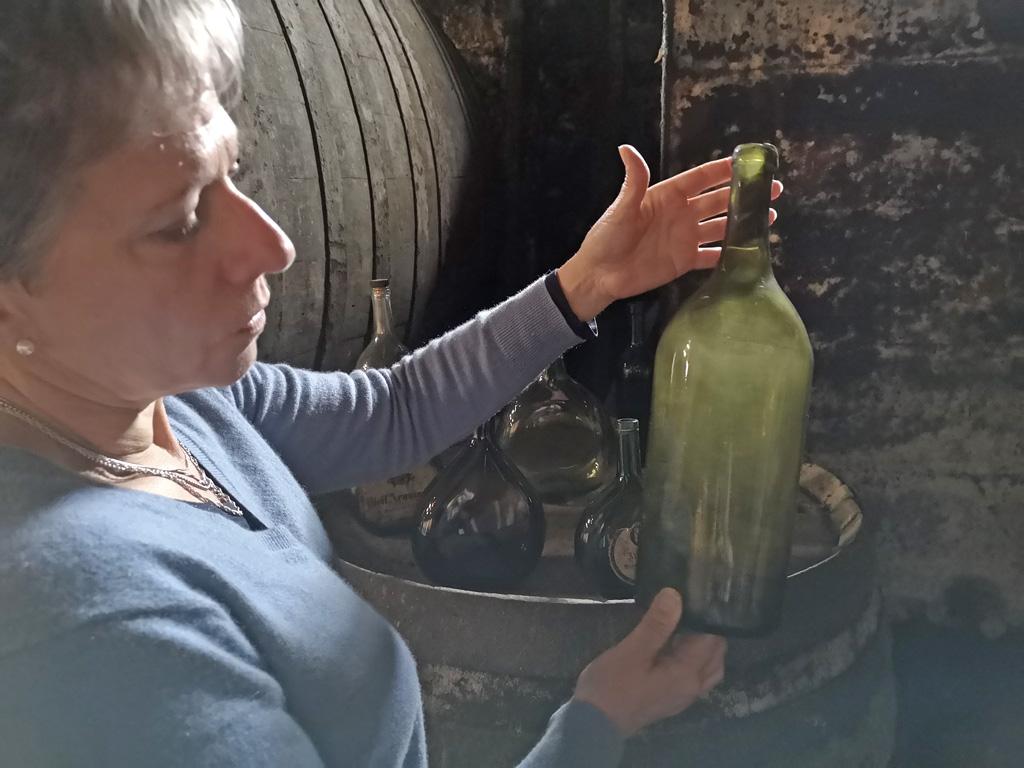 bouteilles armagnac