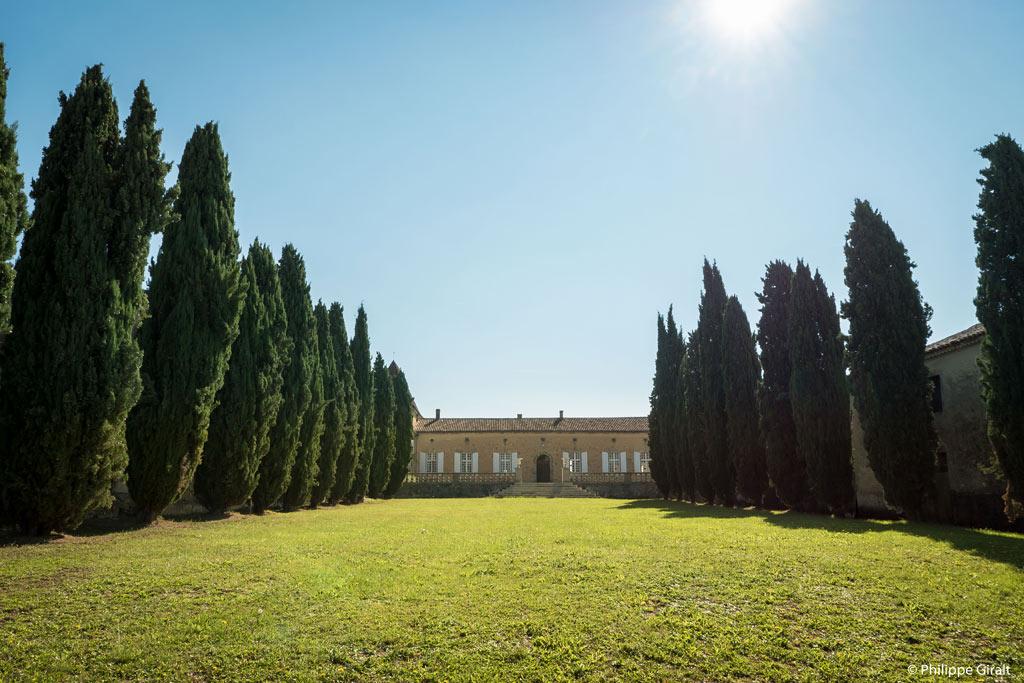 Un petit air de Toscane à Fourcès