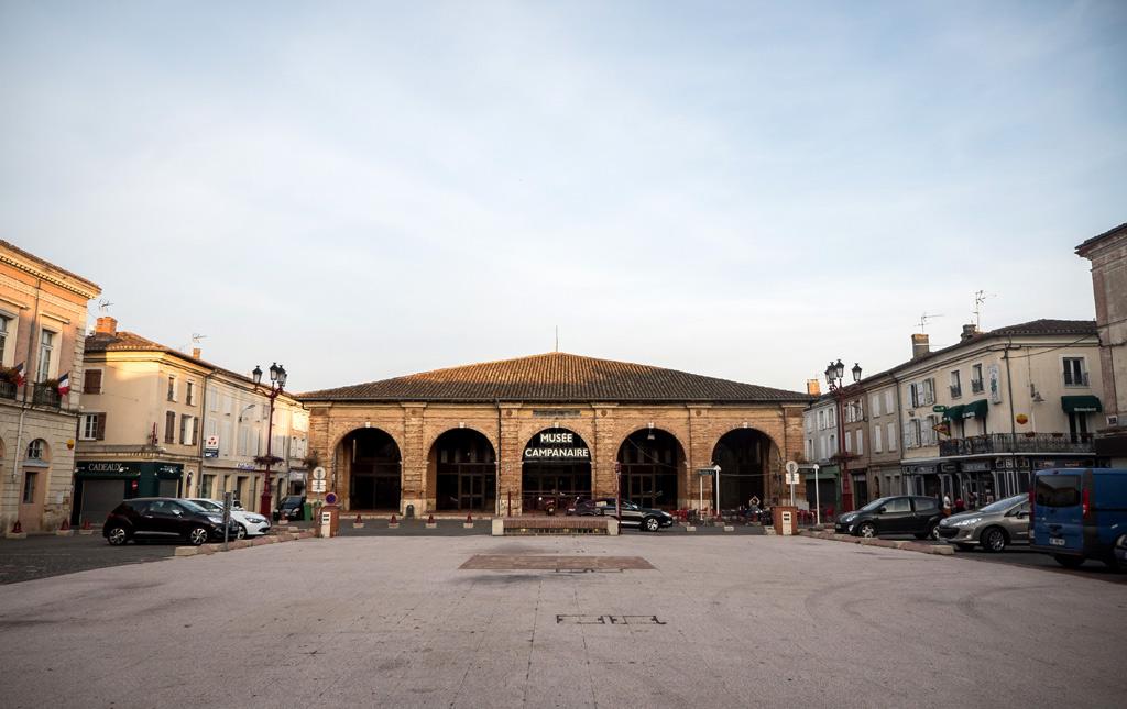 Musée campanaire de l'Isle-Jourdain
