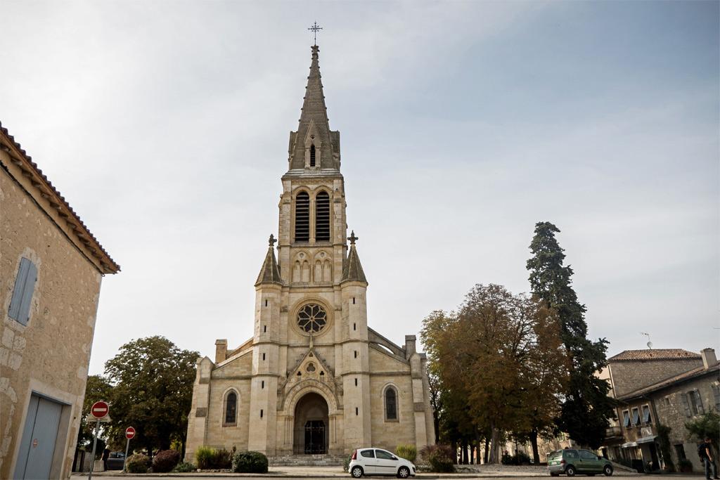 Eglise de Saint Clar de Lomagne