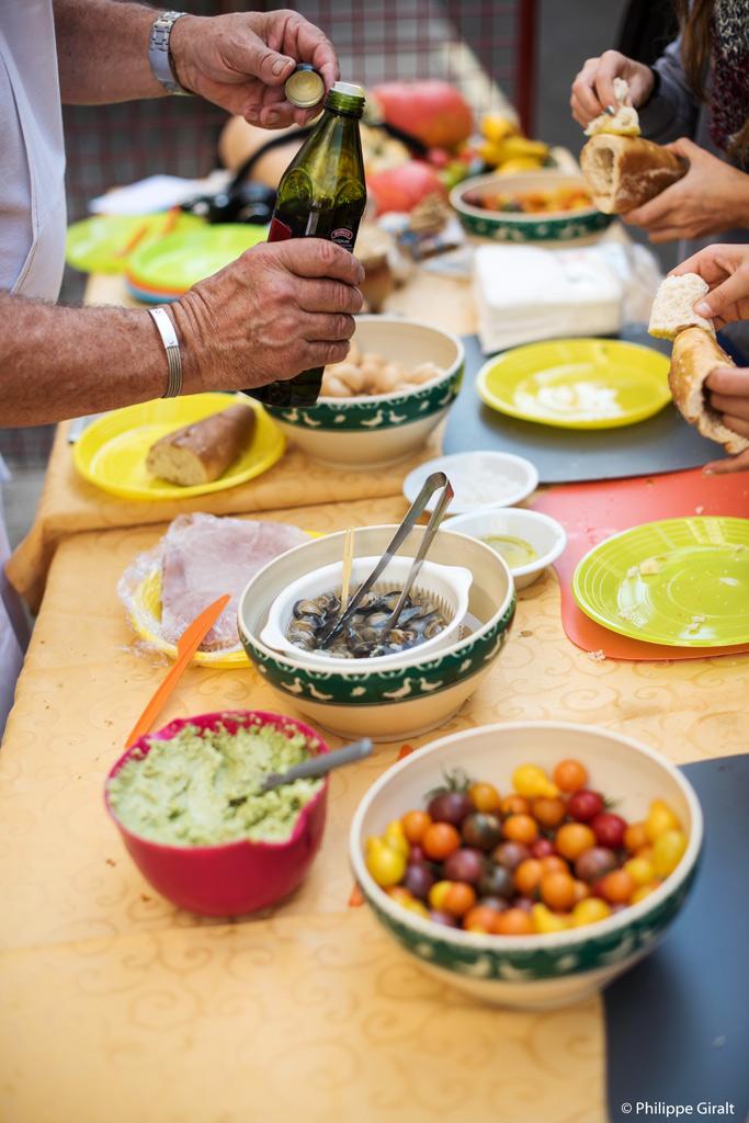 Quand on fait la fête, on mange bien dans le Gers !