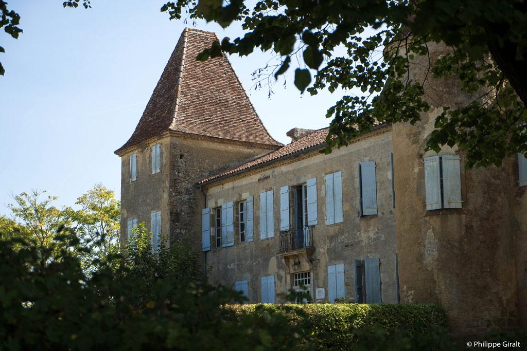 Chateau de Castelmore, demeure de la famille de d'Artagnan