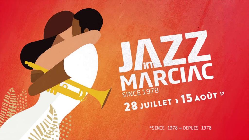 Affiche de Jazz in Marciac édition 2017 ©jazzinmarciac.com