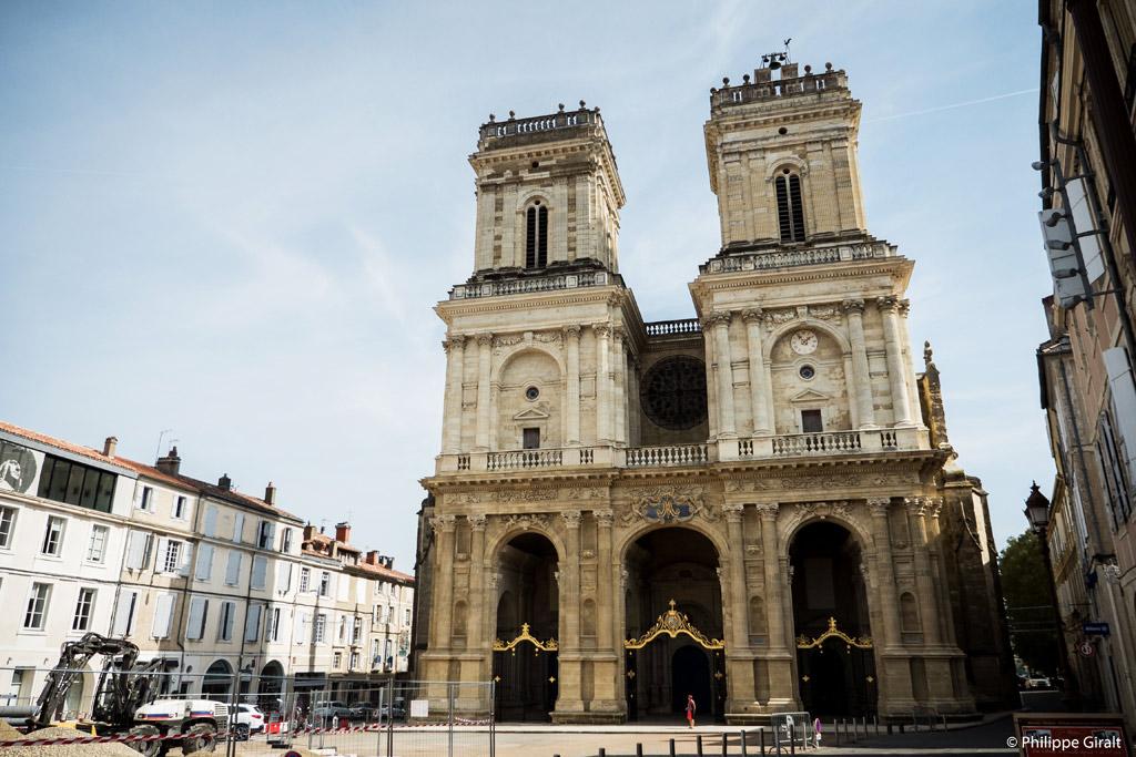 La Cathédrale Sainte-Marie à Auch