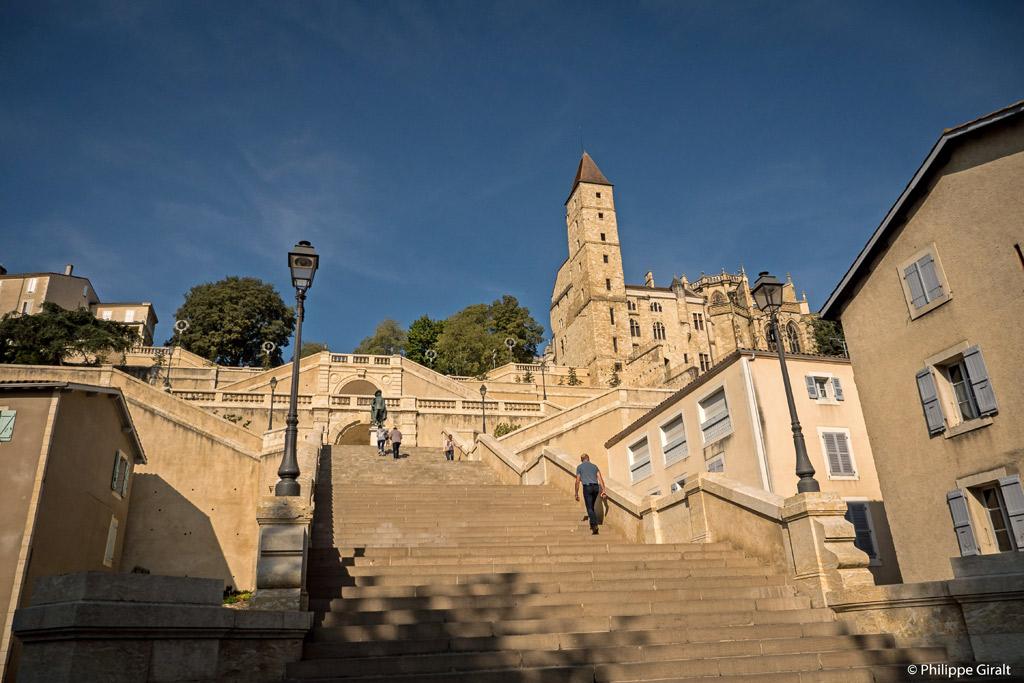 L'Escalier Monumental de Auch