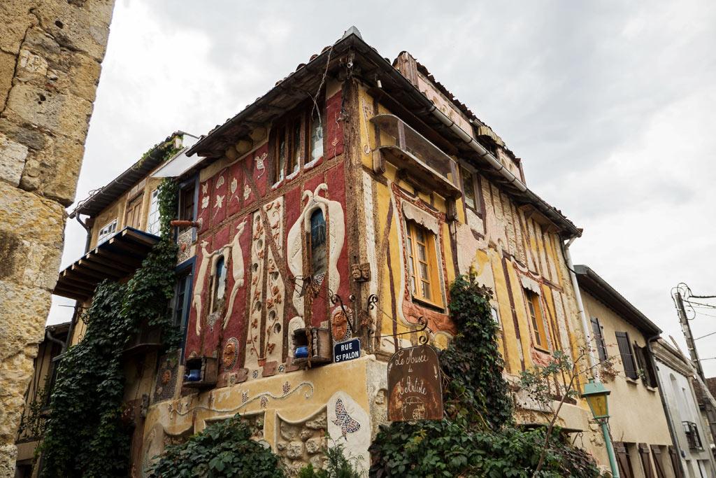 Le Musée de l'Artiste, à Vic-Fezensac