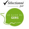 Selectionné par le Guide du Gers